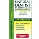 The Natural Dentist Healthy Gums Antigingivitis / Antiplaque SLS-Free Toothpaste