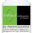 Davinci Laboratories - Dl-phenylalanine, Mood Balance and Pain Management Supplement, 60 Capsules