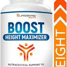Boost Height Increase Pills | Grow Taller and Achieve Your Peak Height | Natural Growth