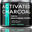 Activated Charcoal Teeth Whitening Powder – Coconut Teeth Whitener – Effective Remover
