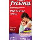 TYLENOL Infants' Oral Suspension Grape Flavor 1 oz