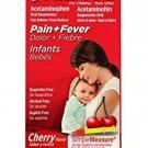 TYLENOL Infants 'Acetaminophen Liquid Medicine, Cherry 2 oz