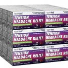 HealthA2Z Tension Headache Relief, Aspirin Free, Compare to Excedrin Active Ingredient
