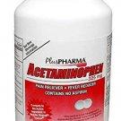 PlusPharma Acetaminophen 325mg 1000 TABLETS