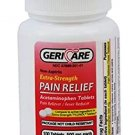 GeriCare Extra Strength Pain Relief Acetaminophen Tablets - Non Asprin