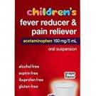 Rite Aid Children's Acetaminophen, Grape Flavor, 160 mg - 4 fl oz | Pain Reliever and Fever Reducer