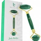 Jade Roller for Face - Face & Neck Massager for Skin Care, Facial Roller to Press Serums