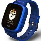 2021 Best 4G GPS Tracker Unlocked Wrist Smart Phone Watch for Kids with Sim Camera