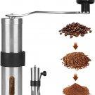 Manual Coffee Grinder, Ceramic Burr Coffee Grinder