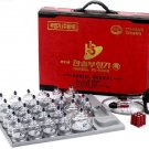 Hansol Professional Cupping Therapy Equipment 30 Cups Set