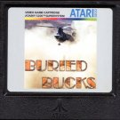 BURIED BUCK$ for ATARI 5200 SuperSystem, Cartridge ONLY ... NEW