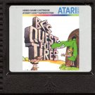 BC QUEST FOR TIRES for ATARI 5200 SuperSystem, cartridge ONLY ... NEW