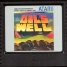OIL'S WELL for ATARI 5200 SuperSystem, cartridge ONLY ... NEW