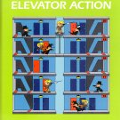 ELEVATOR ACTION - ENHANCED Colecovision / ADAM Cart. NEW for 2019, SGM REQUIRED