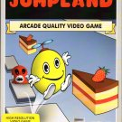 JUMPLAND for Colecovision / ADAM Cart. - CIB / SUPER GAME MODULE REQUIRED