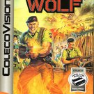 OPERATION WOLF for Colecovision / ADAM Cart. NEW / CIB, SUPER GAME MODULE REQ'D