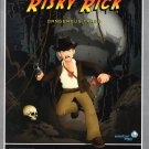 RISKY RICK for Colecovision / ADAM Cartridge. NEW / CIB - NO SGM needed