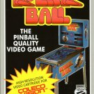 ROLLER BALL for Colecovision / ADAM Cart - Super Game Module REQUIRED