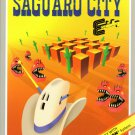 SAGUARO CITY for Colecovision / ADAM Cartridge. NEW in box, no SGM needed
