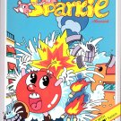 SPARKIE for Colecovision / ADAM Cart. NEW / CIB, SUPER GAME MODULE REQ'D