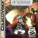 THE STONE OF WISDOM Colecovision / ADAM Cart. NEW / CIB, SUPER GAME MODULE REQ'D
