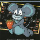 MUNCHER MOUSE for Colecovision / ADAM Cartridge. NEW in box, no SGM needed