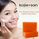 1 Bar Kojie San Skin Acid  Kojic Whitening Lightening Bleaching Soap 120 gram