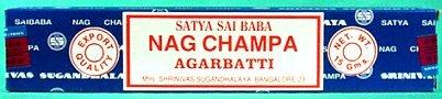 Nag Champa Incense Sticks ~ 15gm Box