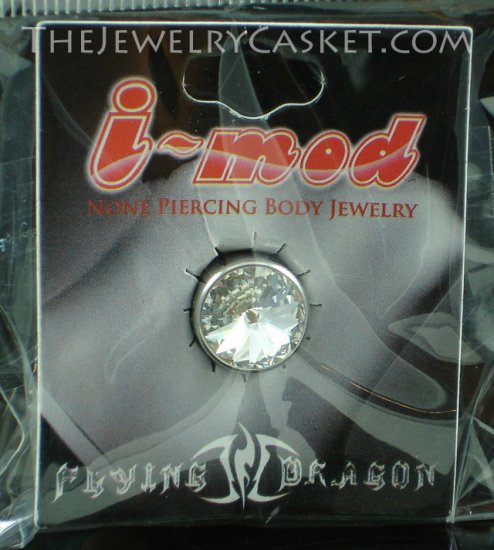 i-MOD Swarovski Navel Gem in Clear Crystal