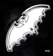 Bat Mirror ~ Alchemy Gothic