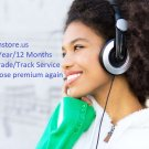 Spotify Premium 1 Year 12 Months Automatic Upgrade/Track Instant Delivery