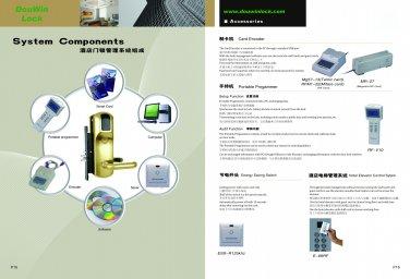 Hotel Lock, Card Lock, Rf Lock, Electronic Lock, Energy Saving Switch