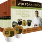 Wolfgang Puck 48 K-Cups Decaf Chefs Reserve Colombian Keurig FREE SHIPPING Keurig