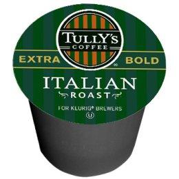 Tully's Italian Roast 48 K-Cups FREE SHIPPING Keurig