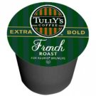 Tully's French Roast 192 K-Cups FREE SHIPPING Keurig