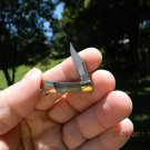 Novelty Cutlery Miniature Dark Mother Of Pearl Knife NV194