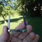 Rough Rider Muskrat Miniature Abalone Knife RR185