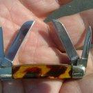 Rough Rider Congress Miniature Tortuoise Knife RR929