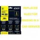 LAVR Three-level fuel system cleaner ML100 DIESEL, 3 × 120 ml