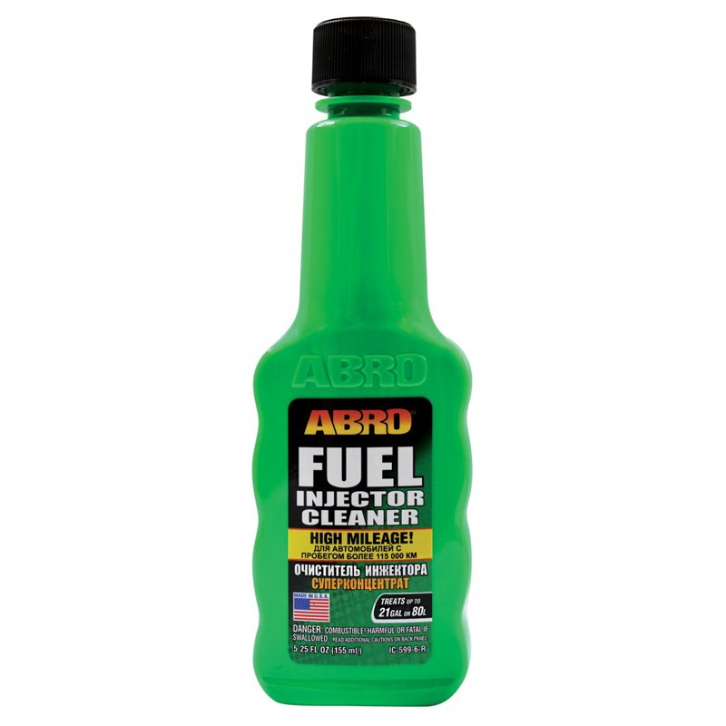 ABRO FUEL INJECTOR CLEANER 5.25oz 155ml
