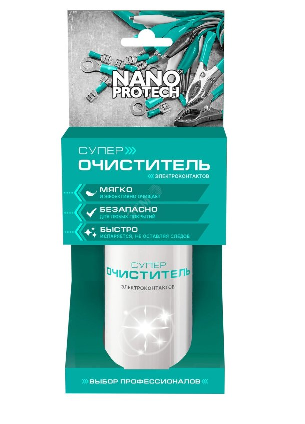 NANOPROTECH 210 ml Contact cleaner