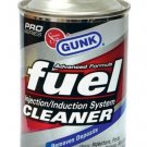 GUNK Professional fluid for cleaning injection systems 325ml
