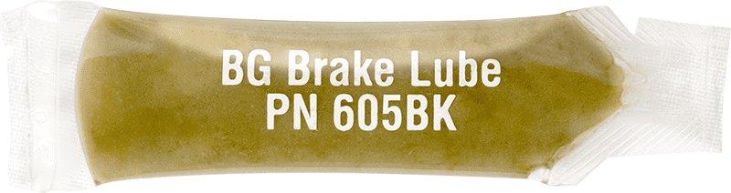 BG 605BK Brake Caliper Guide Grease 5g