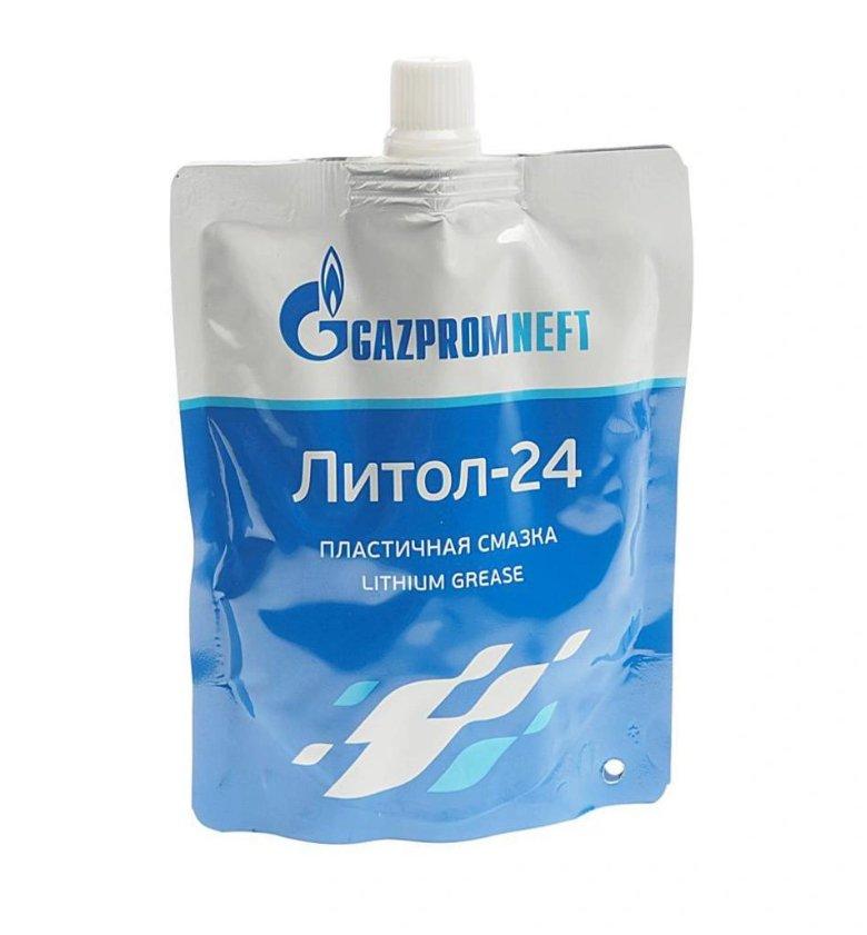LITOL-24 grease 100g GAZPROMNEFT