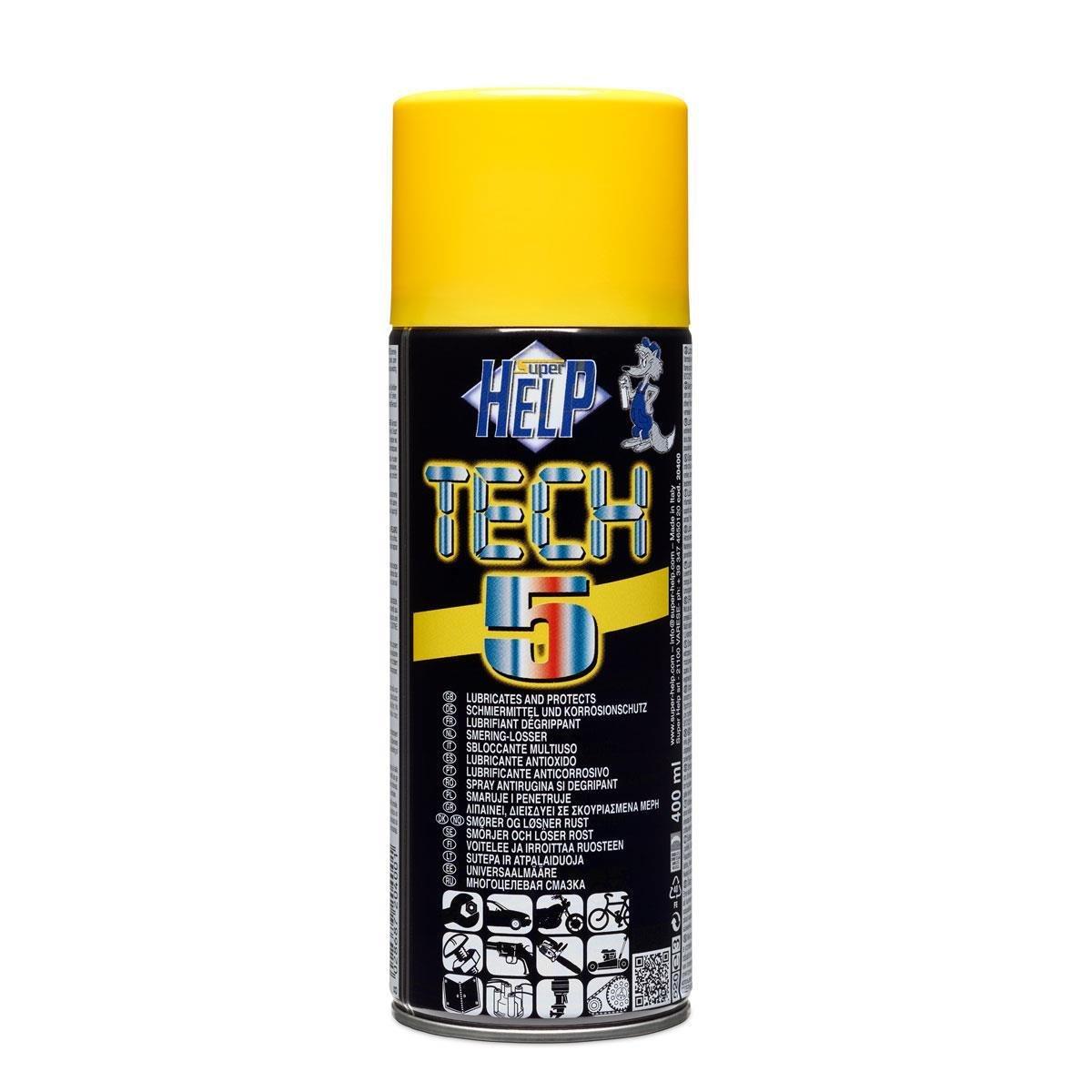 SUPERHELP TECH 5 Multipurpose Grease 400ml