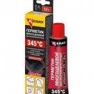 Sealant - multipurpose high temperature gasket (black) 42 gr. KERRY