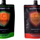 Additive CUPPER auto-energetic in engine oil  + Additive CUPPER auto-energetic flushing