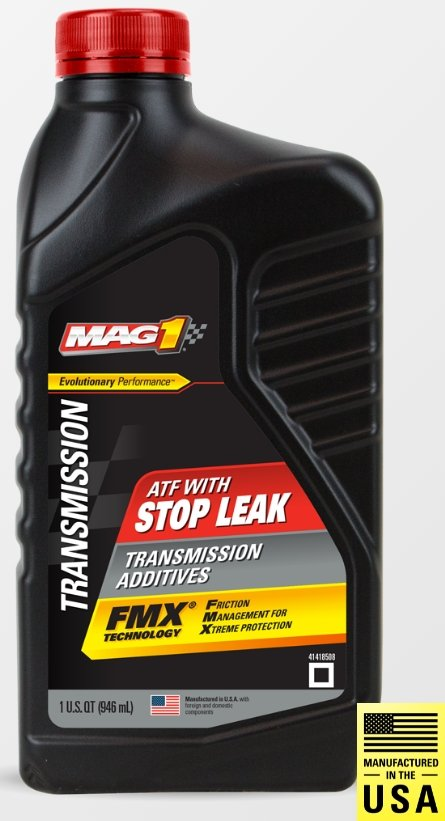 MAG 1 AUTOMATIC TRANSMISSION FLUID WITH STOP LEAK 354ml