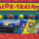 Color Train Discovery Toys K. Hausemann Kids Board Game Pre-K