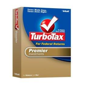 2006 TurboTax Federal Premier Investments 2006 Win/Mac Turbo Tax
